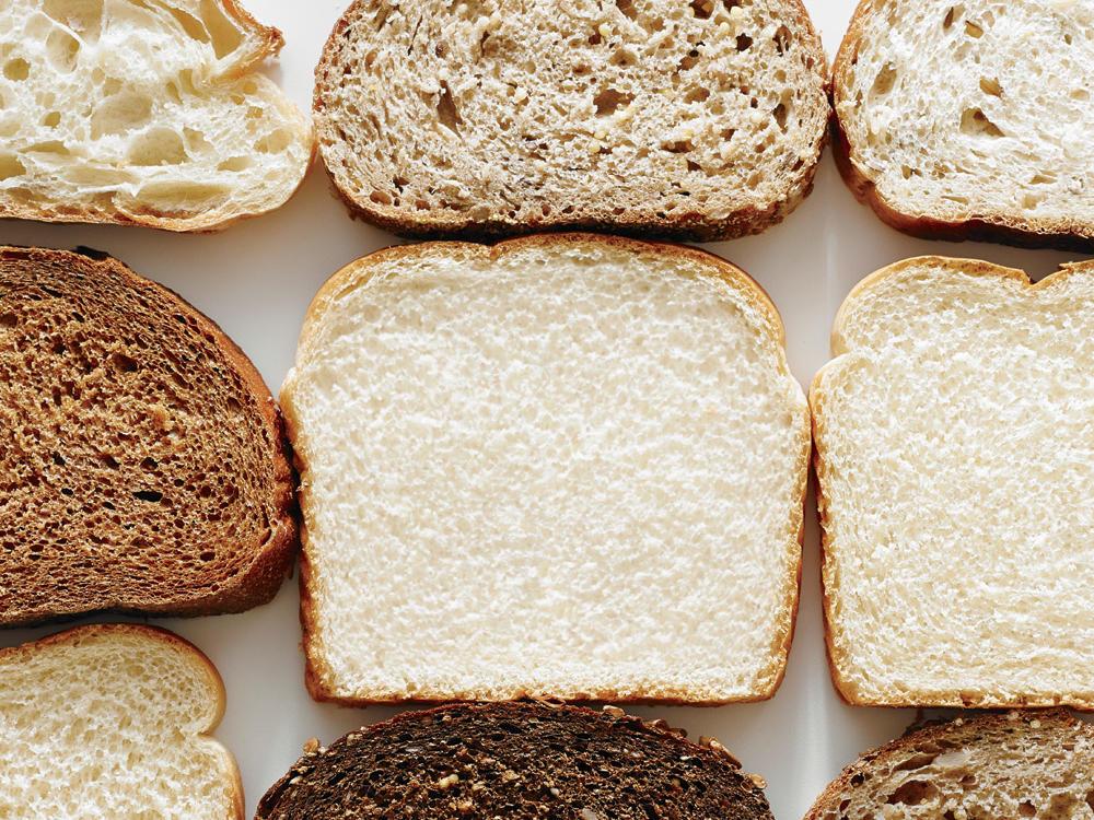 leftover bread